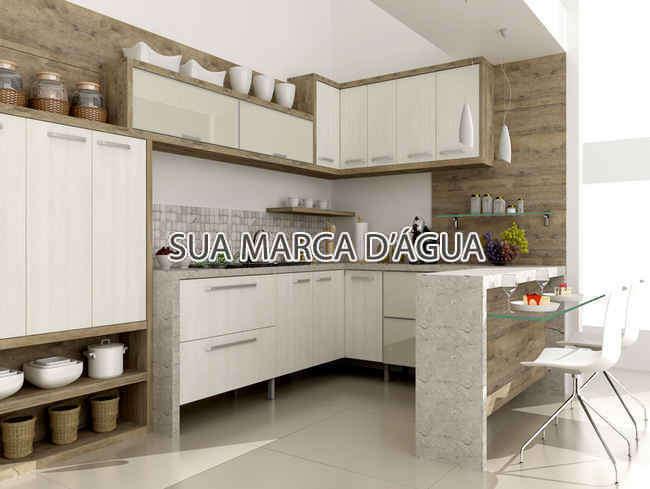 Cozinha - Casa PARA VENDA E ALUGUEL, Centro, São José, SC - 0015 - 7