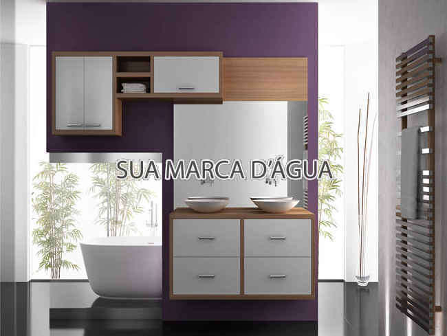 Banheiro - Apartamento PARA ALUGAR, Penha Circular, Rio de Janeiro, RJ - 0012 - 6